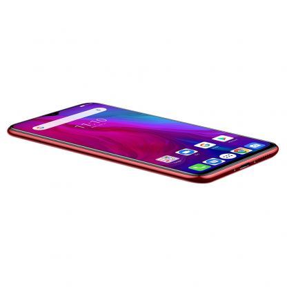 Ulefone Power 6, FHD+ 6.3 инча , 4GB+64GB памет, 8-ядрен, 6350 mAh батерия, Dual Sim, Android 9, Цена (червен) 5