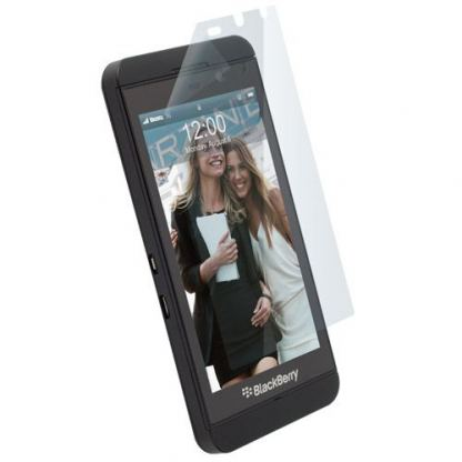 Krusell Screen Protector - изключително здраво защитно покритие за BlackBerry Z10