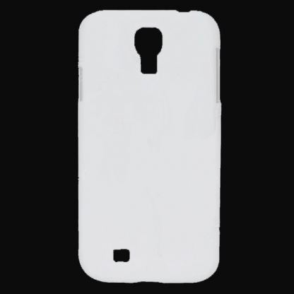 Protective Plastic Case - поликарбонатов кейс за Samsung Galaxy S4 i9500 (бял)
