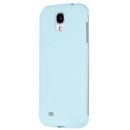 Made for Samsung Hard Case - поликарбонатов кейс за Samsung Galaxy S4 i9500 (светлосин)