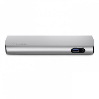 Belkin Thunderbolt 2 Express HD Dock - док станция за MacBook, Mac Mini и iMac