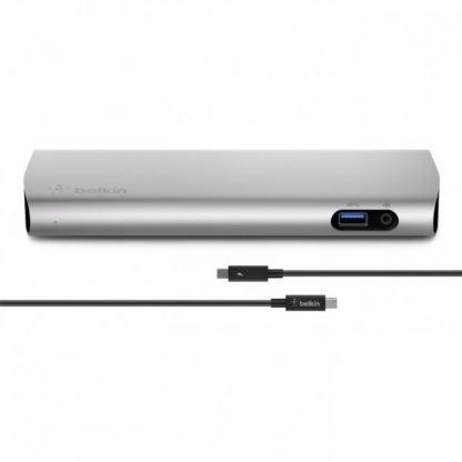 Belkin Thunderbolt 2 Express HD Dock - док станция за MacBook, Mac Mini и iMac 3