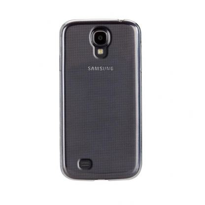 CaseMate Barely There - поликарбонатов кейс за Samsung Galaxy S4 i9500 (прозрачен)