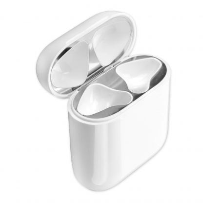 4smarts Dust Protector Foil - защитно фолио против прах за Apple Airpods и Apple Airpods 2 (сребрист) 2