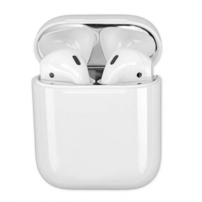 4smarts Dust Protector Foil - защитно фолио против прах за Apple Airpods и Apple Airpods 2 (сребрист) 3