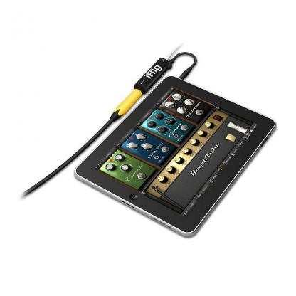 IK Multimedia AmpliTube iRig - адаптер за китари за iOS устройства 3