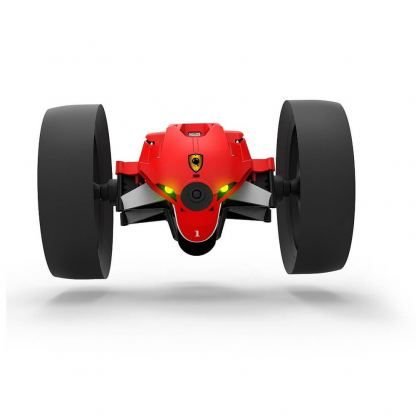 Parrot Minidrones Jumping Race Drone Max - мини дрон управляван от iOS, Android или Windows Mobile (черен)