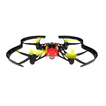 Parrot Minidrones Airborne Night Drone Blaze - мини дрон управляван от iOS, Android или Windows Mobile