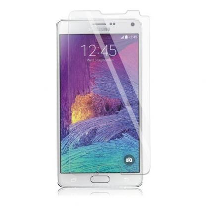 Panzer Flexible Glass Protector - еластично стъклено защитно покритие за дисплея на Samsung Galaxy Note 4
