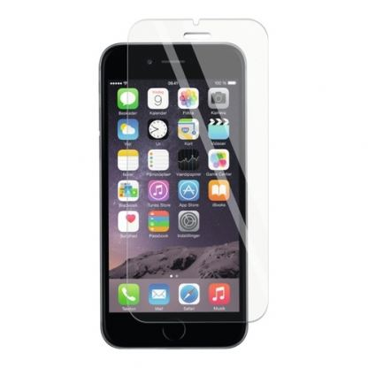 Panzer Tempered Glass Protector - калено стъклено защитно покритие за дисплея на iPhone 6S, iPhone 6