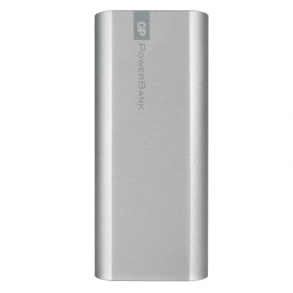 Външна батерия GP power bank GPFN05001 5200mAh Li-Ion  за смартфон и таблет сребриста 2