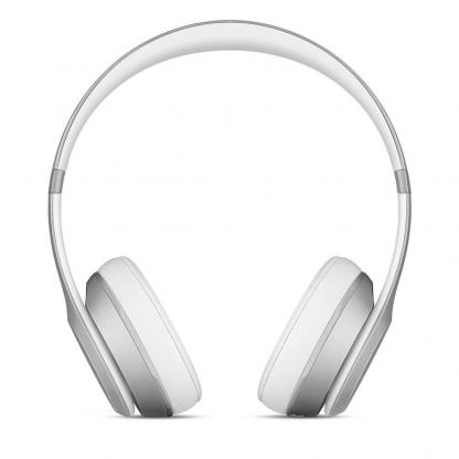 Beats by Dre Solo 2 Wireless - професионални безжични слушалки с микрофон и управление на звука за iPhone, iPod и iPad (сребрист) 2