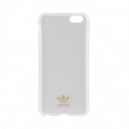 Adidas Originals 1969 Hard Case - силиконов (TPU) калъф за iPhone 6 Plus, iPhone 6S Plus (златист) 2