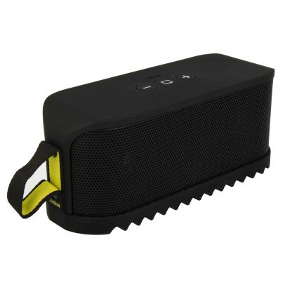 Jabra Solemate Bluetooth Portable Speaker - преносим Bluetooth спийкър за iPhone и мобилни устройства (черен)