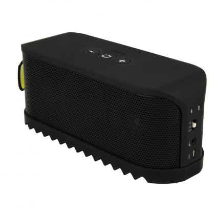 Jabra Solemate Bluetooth Portable Speaker - преносим Bluetooth спийкър за iPhone и мобилни устройства (черен) 3