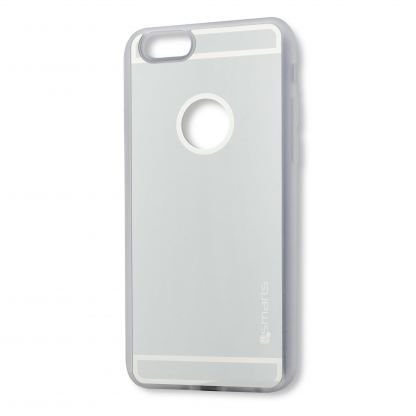 4smarts Hover Clip Wireless Qi Receiver Case - кейс за безжично зареждане на iPhone 6, iPhone 6S (сив)