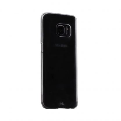 CaseMate Barely There - поликарбонатов кейс за Samsung Galaxy S7 (прозрачен) 2