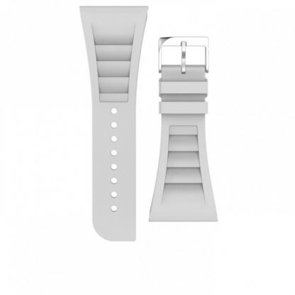 CaseMate Vented Strap - еластична каишка за Apple Watch 42мм (бял) 3
