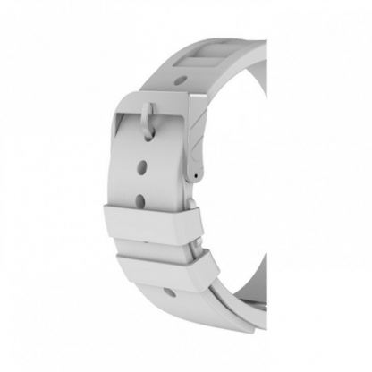 CaseMate Vented Strap - еластична каишка за Apple Watch 42мм (бял) 4