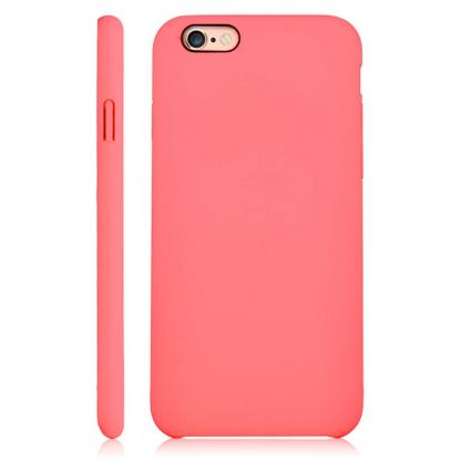 Devia CEO2 Case - поликарбонатов кейс за iPhone 6S Plus, iPhone 6 Plus (розов)