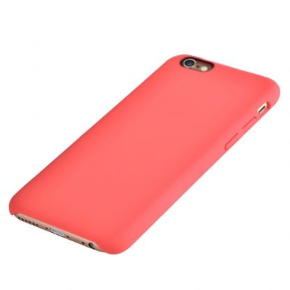 Devia CEO2 Case - поликарбонатов кейс за iPhone 6S Plus, iPhone 6 Plus (розов) 2
