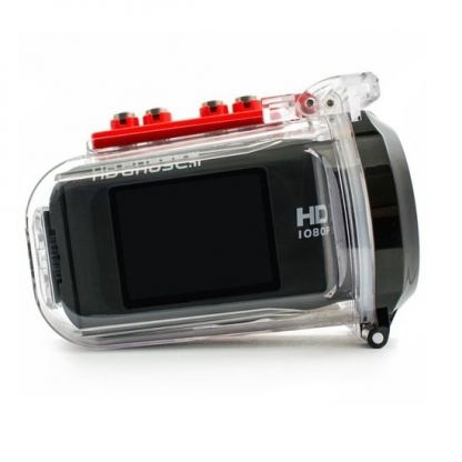 Drift Accessory Ghost Action Camera Waterproof Case - ударо и водоустойчив кейс за Drift Ghost екшън камера