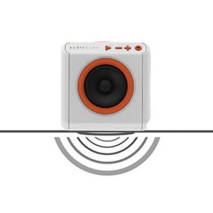 Allocacoc audioCube EU - bluetooth 360 градусов спийкър за iPhone, iPad, Samsung и други мобилни устройства 3
