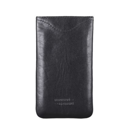 JT Berlin SlimCase Leather 3XL - кожен калъф (естествена кожа) за iPhone 6S Plus, Samsung Galaxy S7 Edge, S6 Edge Plus, LG G3, G4, Sony Xperia Z3, Z5 и други (черен) 3