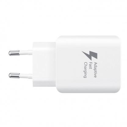 Samsung USB-C Fast Charger EP-TA300CW - захранване и кабел за устройства с USB-C стандарт 2