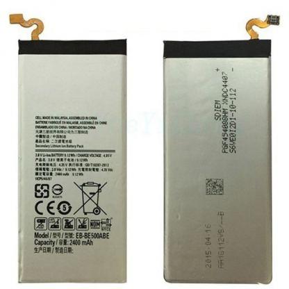 Samsung Battery EB-BE500ABE - оригинална резервна батерия за Samsung Galaxy E5