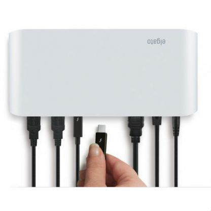 Elgato Thunderbolt 2 Dock - док станция за MacBook, iPone,iPad 4
