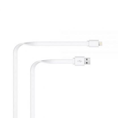 Just Wireless Lightning USB Cable - USB кабел за iPhone, iPad и устройства с Lightning порт (2 метра)