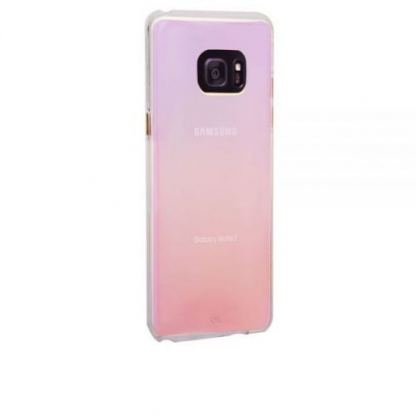 CaseMate Naked Tough Iridescent Case - кейс с висока защита за Samsung Galaxy Note 7