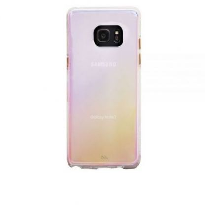 CaseMate Naked Tough Iridescent Case - кейс с висока защита за Samsung Galaxy Note 7 2