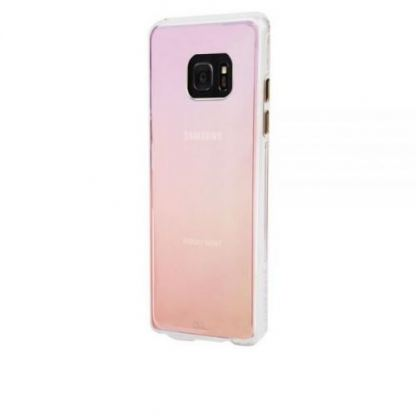 CaseMate Naked Tough Iridescent Case - кейс с висока защита за Samsung Galaxy Note 7 3