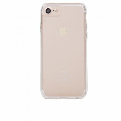 CaseMate Barely There - поликарбонатов кейс за iPhone 7, iPhone 8, iPhone 6S, iPhone 6 (прозрачен) 2