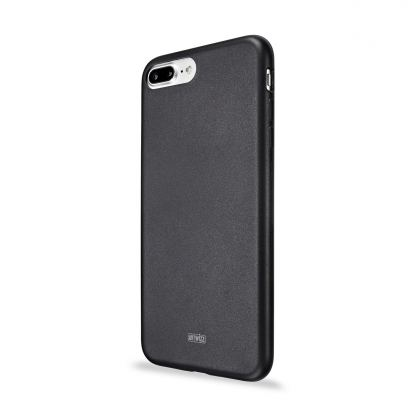 Artwizz TPU Case - силиконов (TPU) калъф за iPhone 7 (черен) 2