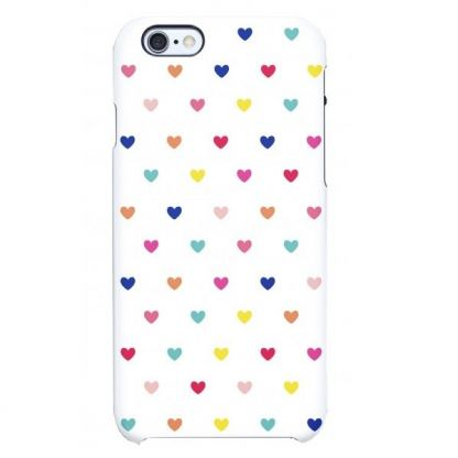 Uncommon All Over Hearts Case - поликарбонатов кейс за iPhone 6S, iPhone 6 2