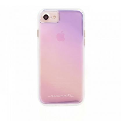 CaseMate Naked Tough Iridescent Case - кейс с висока защита за iPhone 7, iPhone 6S, iPhone 6 3