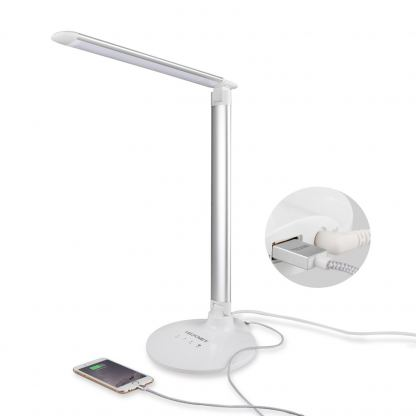 TeckNet LED05 15W EyeCare LED Desk Lamp with Touch Control- Настолна LED лампа с тъч контрол