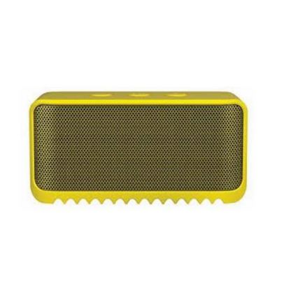 Jabra Portable BT Speaker Solemate Mini - преносим Bluetooth спийкър за iPhone и мобилни устройства (жълт)