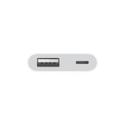 Apple Lightning to USB 3.0 Camera Adapter - оригинален USB 3.0 адаптер за iPhone, iPad и iPod с Lightning 2