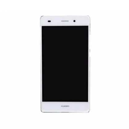 CaseMate Barely There - поликарбонатов кейс за Huawei P8 Lite (прозрачен) 2