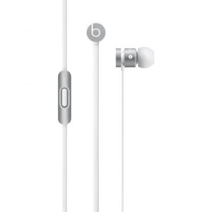 Beats by Dre urBeats In Ear - слушалки с микрофон за iPhone, iPod и iPad (сребрист)