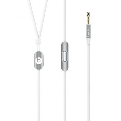 Beats by Dre urBeats In Ear - слушалки с микрофон за iPhone, iPod и iPad (сребрист) 5