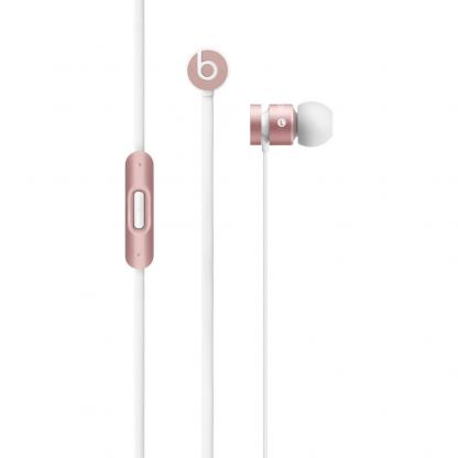 Beats by Dre urBeats In Ear - слушалки с микрофон за iPhone, iPod и iPad (розово злато)