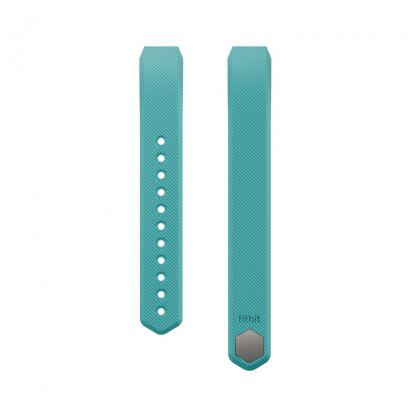 Fitbit Alta Accessory, Classic Band, Large - верижка от силикон за Fitbit Alta в светлосин цвят