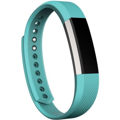 Fitbit Alta Accessory, Classic Band, Large - верижка от силикон за Fitbit Alta в светлосин цвят 2