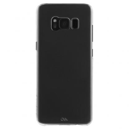 CaseMate Barely There - поликарбонатов кейс за Samsung Galaxy S8 (прозрачен) 2