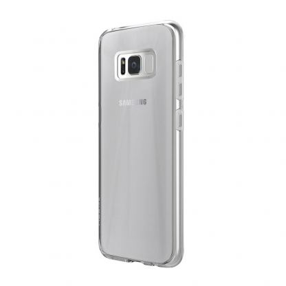 Skech Crystal Case - силиконов TPU калъф за Samsung Galaxy S8 Plus (прозрачен) 2